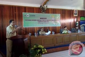 Workshop Penyusunan Dokumen KSK Agropolitan Kapuas Hulu