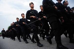 3.037 Personel Gabungan Polri TNI Amankan Aksi Pontianak