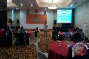 KPU Kalbar Sosialisasi Pemilu Bagi Media Dan Disabilitas