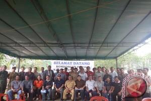 Pokja Pencegahan Kebakaran Masyarakat Ketapang Kunjungi Bengkayang - Kubu Raya