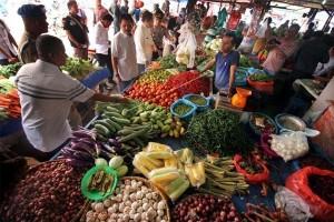 Diskumindag Sambas Awasi Harga Sembako Jelang Ramadhan
