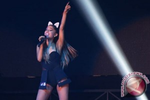 Bintang pop Ariana Grande tewas dalam serangan Manchester