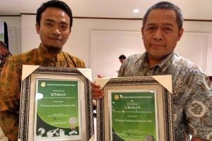 """Semen Indonesia Terima Penghargaan """"Utama"""" dari Kementerian ESDM"""