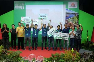 Semen Indonesia Green Industry Photohunt 2017