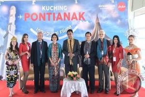 AirAsia Opens Pontianak - Kuching Flight Route