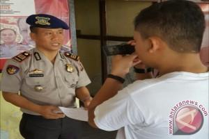Polair Polres Ketapang Imbau Nahkoda