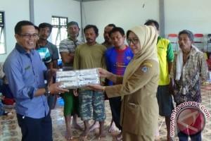 Korban Banjir Masih Bertahan di Kamp Pengungsian
