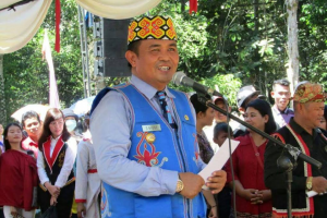 Kongres Internasional I Kebudayaan Dayak Sukses Digelar
