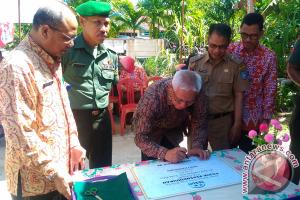 Desa Limbung Pelopor Diluncurkannya Pojok Kependudukan