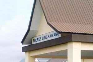Polres Singkawang Laksanakan Pemilihan Polisi Idola