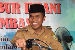 Bupati Sambas Resmikan Mekar Jaya Sebagai Kampung KB