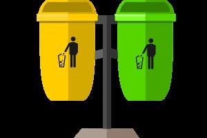Warga Jalan Khatulistiwa nanggok sampah