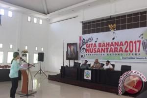 Kayong Utara Kirim Pelajar Audisi Gita Bahana Nusantara