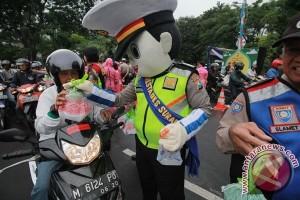 Polres Singkawang Tingkatkan Patroli di Tempat Umum