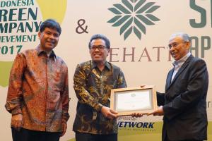 Semen Indonesia Raih Penghargaan Sri Kehati Appreciation 2017