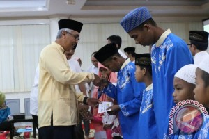 PLN Buka Bersama Guru Ngaji dan Anak Yatim