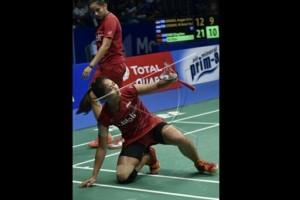 Ganda Putri Indonesia Gagal ke Final