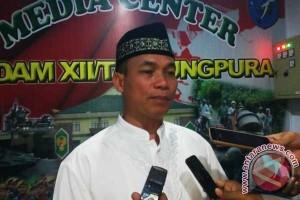 Kodam XII Tanjungpura Fungsikan Media Center