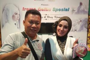 Yessy Bintang Promosikan Album Ketetapan Hati Di Kalbar