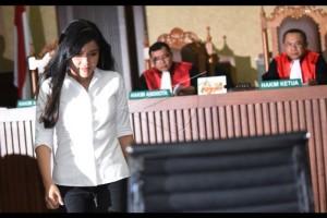 Kasasi Jessica Wongso Ditolak
