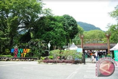 Suasana RWMF 2017 di Sarawak