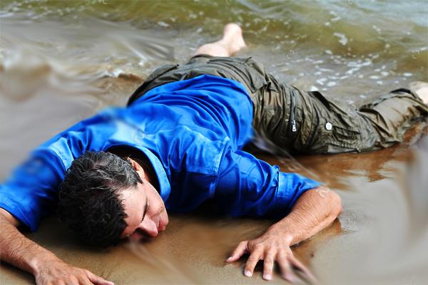 Wisatawan Australia tewas di pantai
