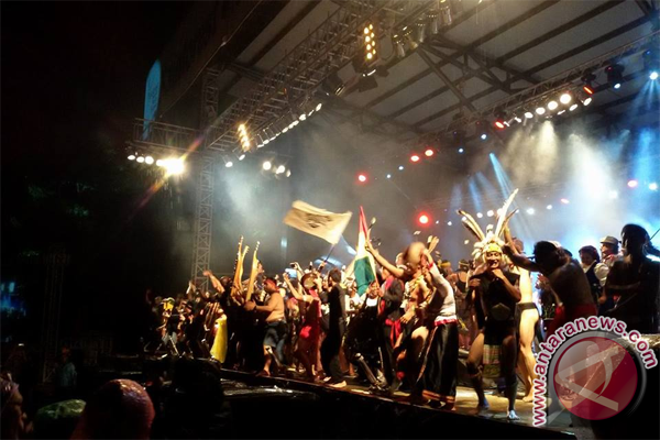 RWMF 2017 Sarawak Sukses Digelar
