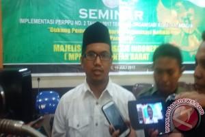 MPII Kalbar Desak DPR Setujui Perpu Ormas