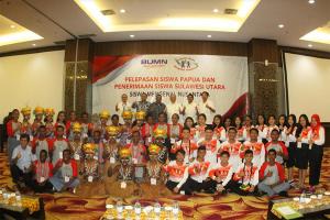 """Semen Indonesia Selenggarakan Program """"Siswa Mengenal Nusantara"""""""