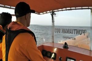 """SAR Lanjutkan Pencarian """"Tugboat"""" Di Perairan Karimata"""