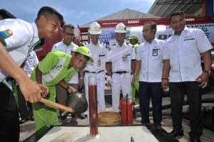 Pertamina Latih Pelajar SMK Denpasar Keahlian Otomotif
