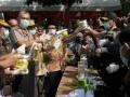 Pemusnahan Narkotika Asal Malaysia