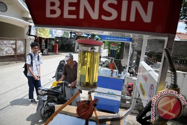 Realisasi subsidi BBM lampaui pagu