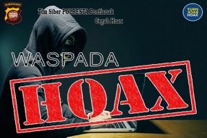 Ajak mahasiswa cegah hoax