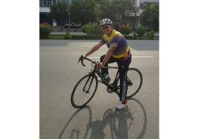 293 Peserta Ikut Jelajah Sepeda Bank Kalbar