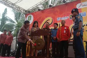 Wakil Gubernur Buka Kalbar Expo 2017
