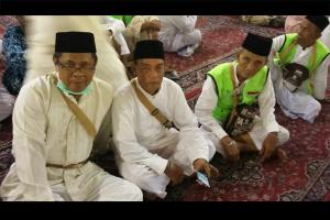 Lima Jemaah Haji Kalbar Masih Menunggu Diberangkatkan