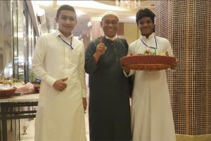 JCH Pontianak Mengaku Pelayanan Haji Memuaskan