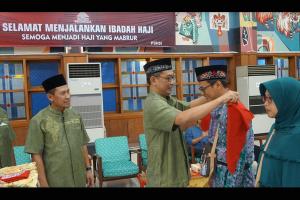 Semen Indonesia Lepas Keberangkatan 150 CJH