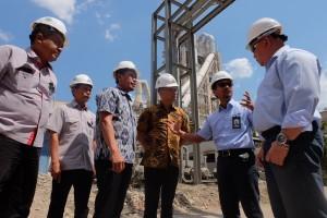 Semen Indonesia Sosialisasikan Proyek Pembangkit Listrik BertenagaGas Buang di Pabrik Tuban