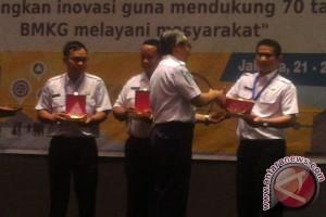 Inovasi BMKG Staklim Mempawah Ranking Tiga Nasional