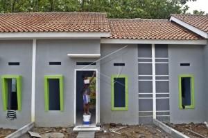 Realisasi rumah MBR Kalbar 30 persen