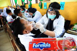 Pakar : Kerusakan Gigi di Kalbar 6,2 Persen