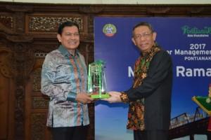 Manajemen Citibank Kunjungi Pemkot Pontianak