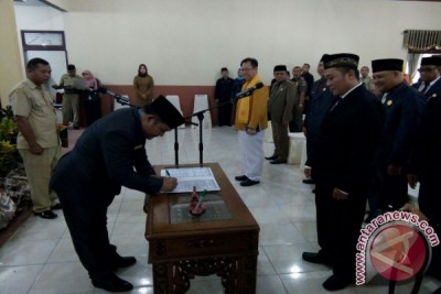 Bunkiman Fajarai Resmi Jadi Anggota DPRD KKU