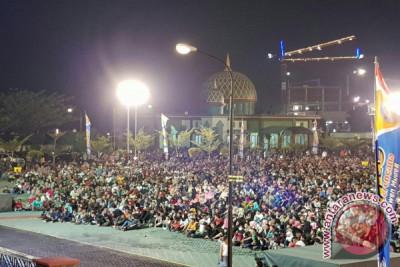 6.500 Warga Nobar Film G30S/PKI di Makodam Tanjungpura
