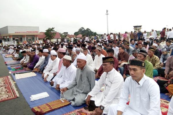 Tradisi sambut Idul Adha tak bertentangan dengan Islam