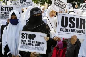 Posko Peduli Rohingya Singkawang Kumpulkan Rp70 Juta