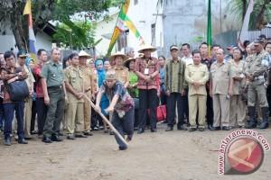 Desa Tae Wakili Sanggau Ikut Lomba P2WKSS