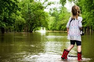 Banjir Rendam 1.000 Rumah Warga Sintang Kalbar